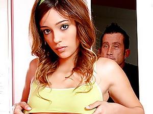 Seductive Melanie Rios Goes Dick Crazy