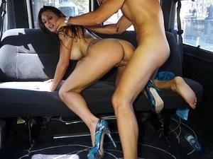 Ana Ribera in a Van Fuck