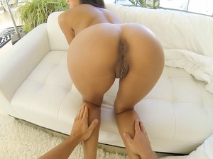 Chloe Amour - Tan girl gets fucked