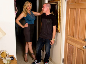 Julia Ann - My Friend's Hot Mom