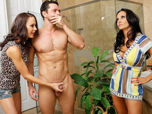 Ava Addams and McKenzie Lee - My Friend's Hot Mom