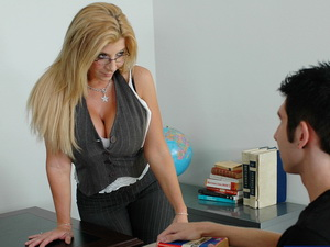 Sara Jay - My First Sex Teacher