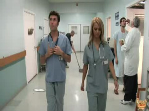 Scrubs ... A Porn Parody - part 1