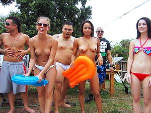 Bathroom Party Booty Bounce