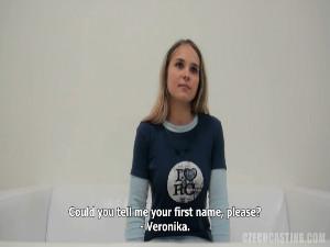 Czech Casting - Veronika
