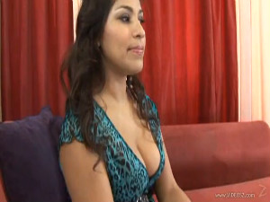 Busty Latina fucked by the president