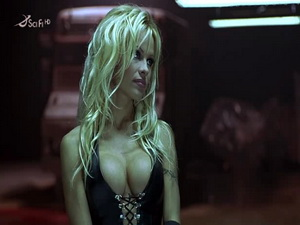 Celeb Pamela Anderson - Barb Wire