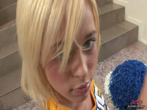 Creampied cheerleaders scene 4