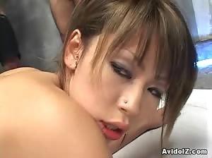 Yuu Kawano And Her Horny Friends
