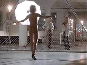 Celebrity Angelina Jolie naked