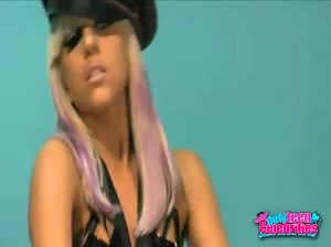 Lady Gaga Maxim photo shoot